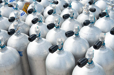 gas cylinders business plan
